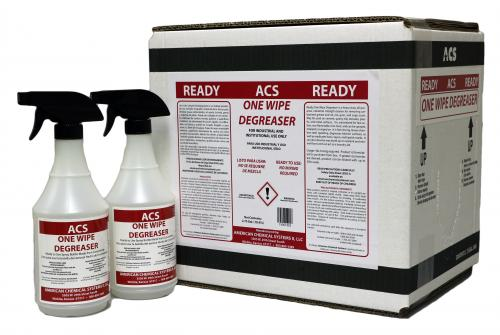 READY ONE WIPE DEGREASER2